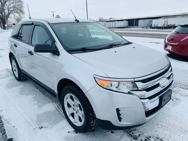 2013 Ford Edge for sale at Central Iowa Auto Sales in Des Moines IA