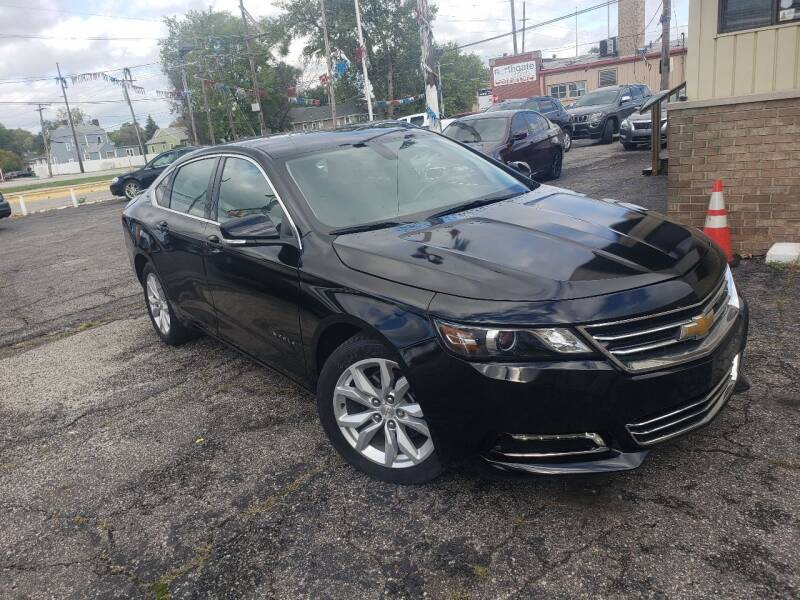 2019 Chevrolet Impala for sale at Some Auto Sales in Hammond IN