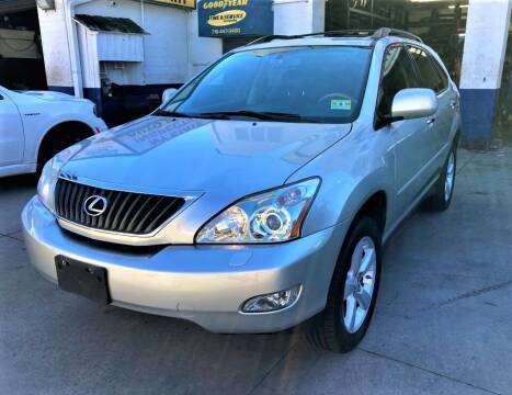2008 Lexus RX 350 for sale at US Auto Network in Staten Island NY