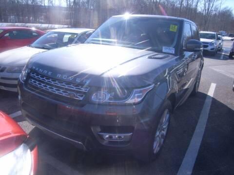 2015 Land Rover Range Rover Sport for sale at Empire Car Sales in Miami FL