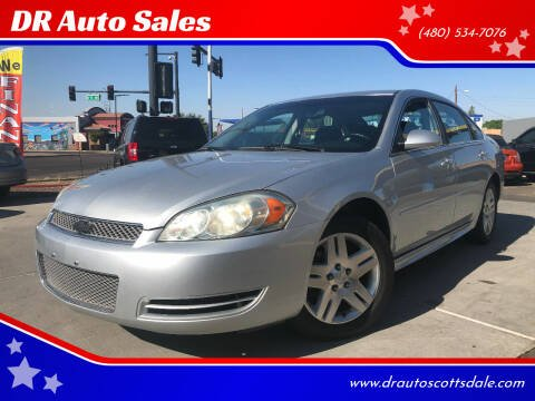 2013 Chevrolet Impala for sale at DR Auto Sales in Scottsdale AZ