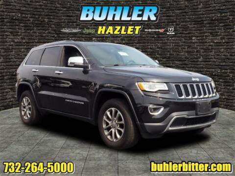 2015 Jeep Grand Cherokee for sale at Buhler and Bitter Chrysler Jeep in Hazlet NJ