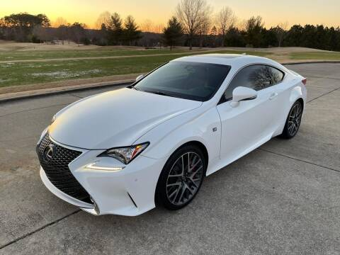 2015 Lexus RC 350 for sale at Legacy Motor Sales in Norcross GA