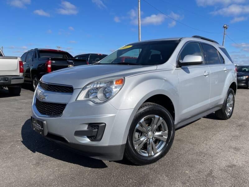 2011 Chevrolet Equinox for sale at Superior Auto Mall of Chenoa in Chenoa IL