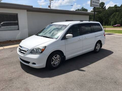2006 Honda Odyssey for sale at Rickman Motor Company in Somerville TN
