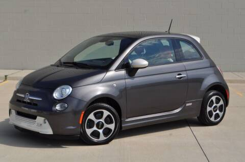 2014 FIAT 500e for sale at Select Motor Group in Macomb Township MI