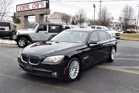 2012 BMW 7 Series for sale at I-DEAL CARS in Camp Hill PA
