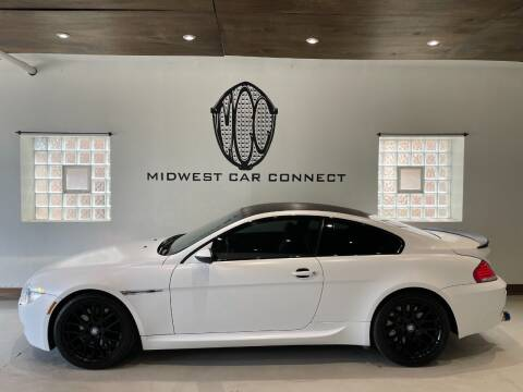 2008 BMW M6 for sale at Midwest Car Connect in Villa Park IL