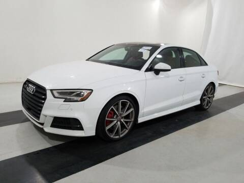 2017 Audi S3 for sale at Paradise Motor Sports LLC in Lexington KY