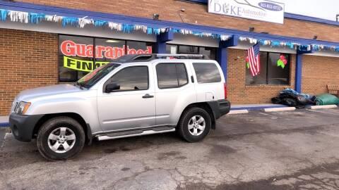 2009 Nissan Xterra for sale at Duke Automotive Group in Cincinnati OH