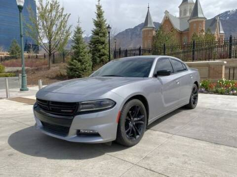 2016 Dodge Charger for sale at Classic Car Deals in Cadillac MI