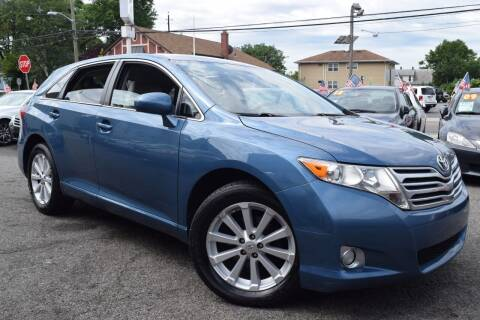 2009 Toyota Venza for sale at VNC Inc in Paterson NJ