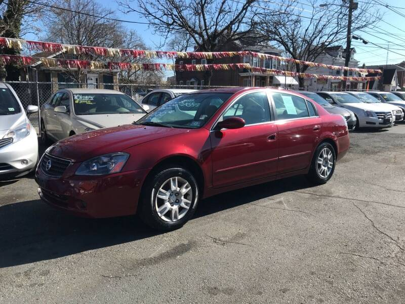 2005 Nissan Altima for sale at Chambers Auto Sales LLC in Trenton NJ
