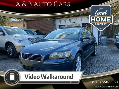 2007 Volvo S40 for sale at A & B Auto Cars in Newark NJ