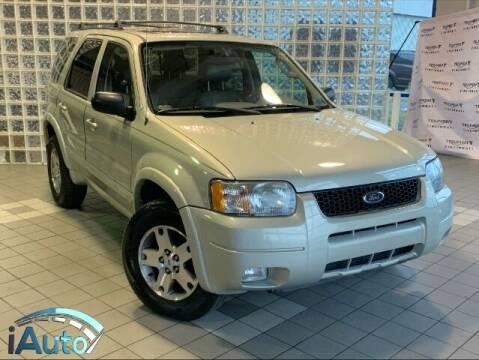 2004 Ford Escape for sale at iAuto in Cincinnati OH
