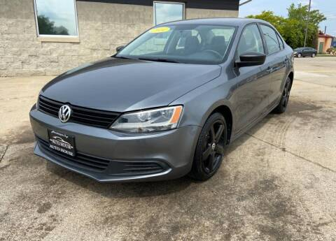 2014 Volkswagen Jetta for sale at Auto House of Bloomington in Bloomington IL