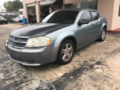 2008 Dodge Avenger for sale at AutoVenture Sales And Rentals in Holly Hill FL
