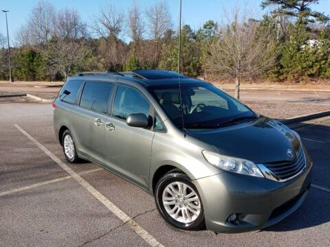 2013 Toyota Sienna for sale at Magwood Auto Dealers LLC in Jonesboro GA
