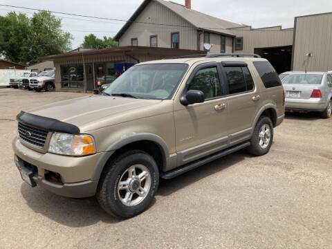 2002 Ford Explorer for sale at COUNTRYSIDE AUTO INC in Austin MN