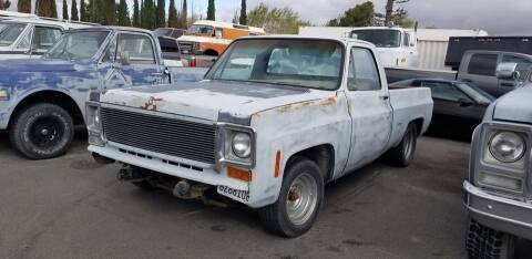 1973 Chevrolet C/K 10 Series for sale at Vehicle Liquidation in Littlerock CA