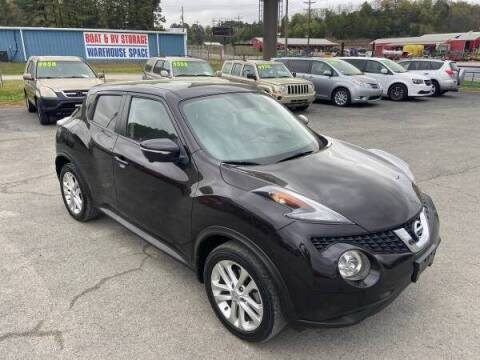 2015 Nissan JUKE for sale at Greenbrier Auto Sales in Greenbrier AR