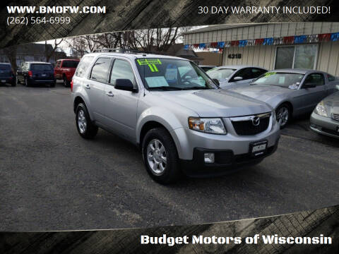 2011 Mazda Tribute for sale at Budget Motors of Wisconsin in Racine WI