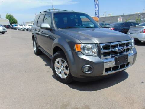 2012 Ford Escape for sale at Avalanche Auto Sales in Denver CO