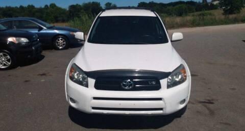 2007 Toyota RAV4 for sale at granite motor co inc in Hudson NC