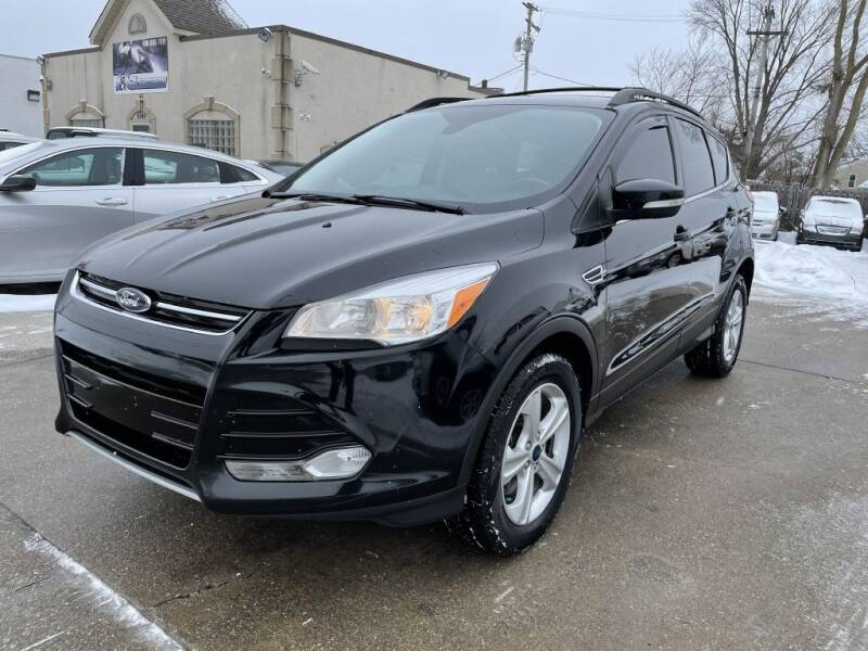 2013 Ford Escape for sale at AAA Auto Wholesale in Parma OH
