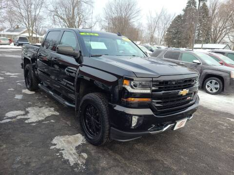2016 Chevrolet Silverado 1500 for sale at Stach Auto in Edgerton WI