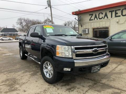 2008 Chevrolet Silverado 1500 for sale at Zacatecas Motors Corp in Des Moines IA
