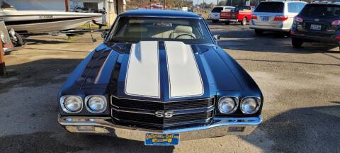 1970 Chevrolet Chevelle for sale at COLLECTABLE-CARS LLC - Classics & Collectables in Nacogdoches TX