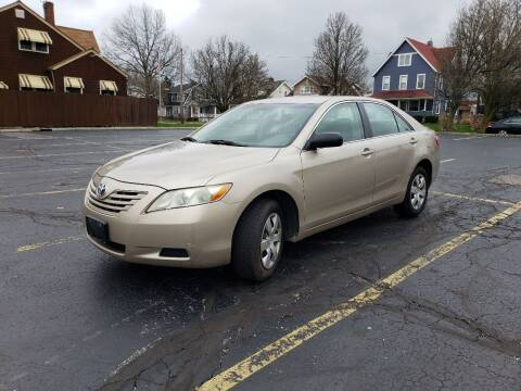 2008 Toyota Camry for sale at USA AUTO WHOLESALE LLC in Cleveland OH