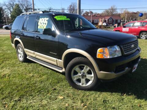 2005 Ford Explorer for sale at Miro Motors INC in Woodstock IL