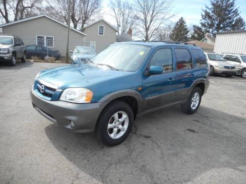 2005 Mazda Tribute for sale at RJ Motors in Plano IL