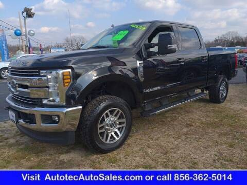 2019 Ford F-250 Super Duty for sale at Autotec Auto Sales in Vineland NJ