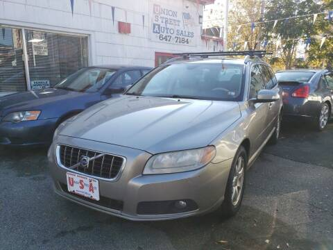 2008 Volvo V70 for sale at Union Street Auto in Manchester NH