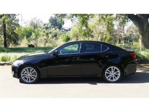 2006 Lexus IS 350 for sale at KARS R US in Modesto CA