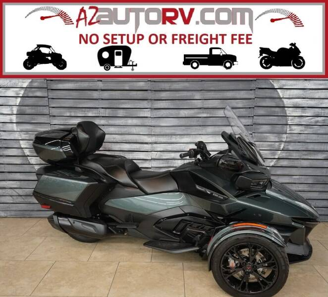 2021 Can-Am Spyder for sale at AZautorv.com in Mesa AZ