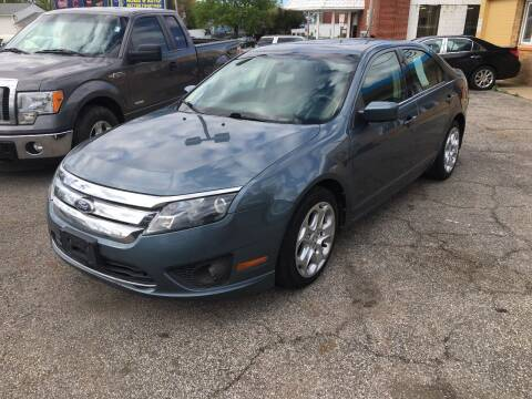 2011 Ford Fusion for sale at Payless Auto Sales LLC in Cleveland OH