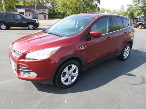 2016 Ford Escape for sale at Fedder Motors in Mora MN