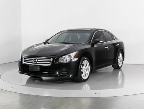 2014 Nissan Maxima for sale at The Car Guy in Glendale CO