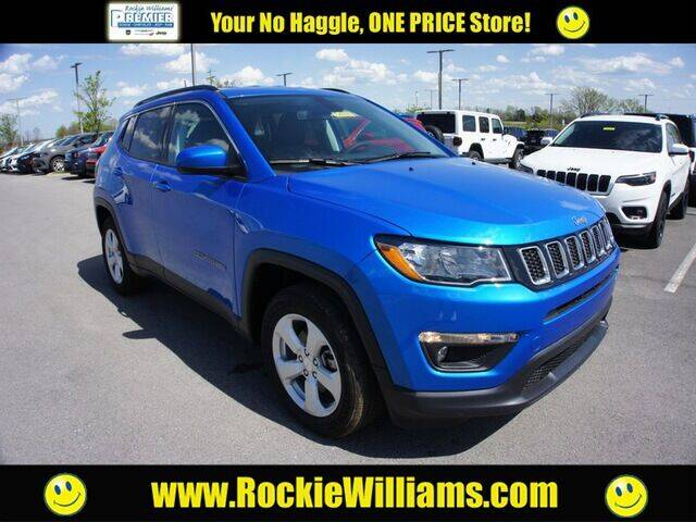 2021 Jeep Compass for sale in Mount Juliet, TN