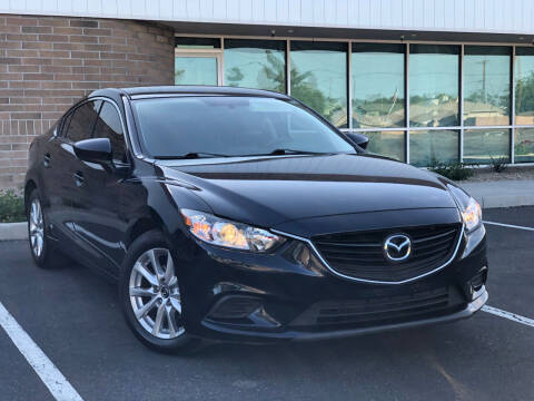 2016 Mazda MAZDA6 for sale at AKOI Motors in Tempe AZ