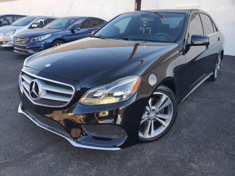 2014 Mercedes-Benz E-Class for sale at Auto Center Of Las Vegas in Las Vegas NV