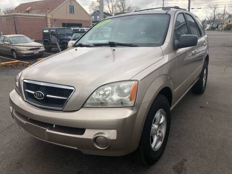 2006 Kia Sorento for sale at Auto Gallery in Taunton MA