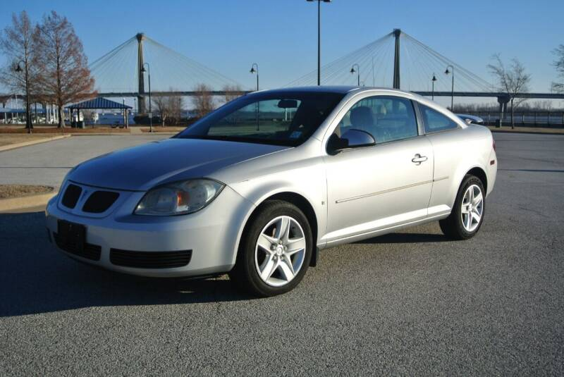 2007 Pontiac G5 for sale at BRADNICK PAST & PRESENT AUTO in Alton IL