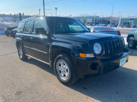 2008 Jeep Patriot for sale at Kelly Motors in Johnston IA
