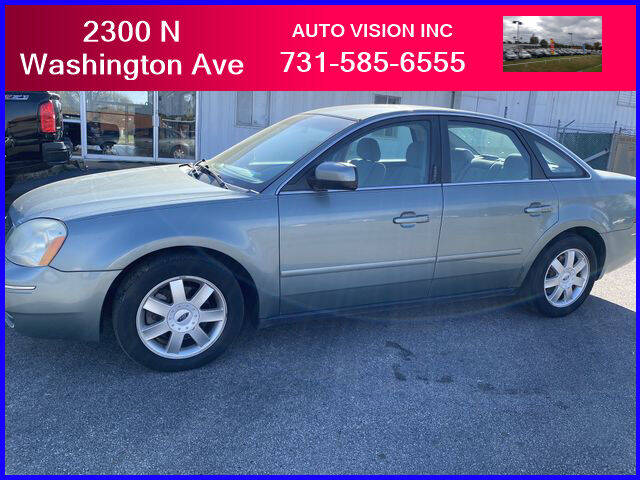 2006 Ford Five Hundred for sale at Auto Vision Inc. in Brownsville TN