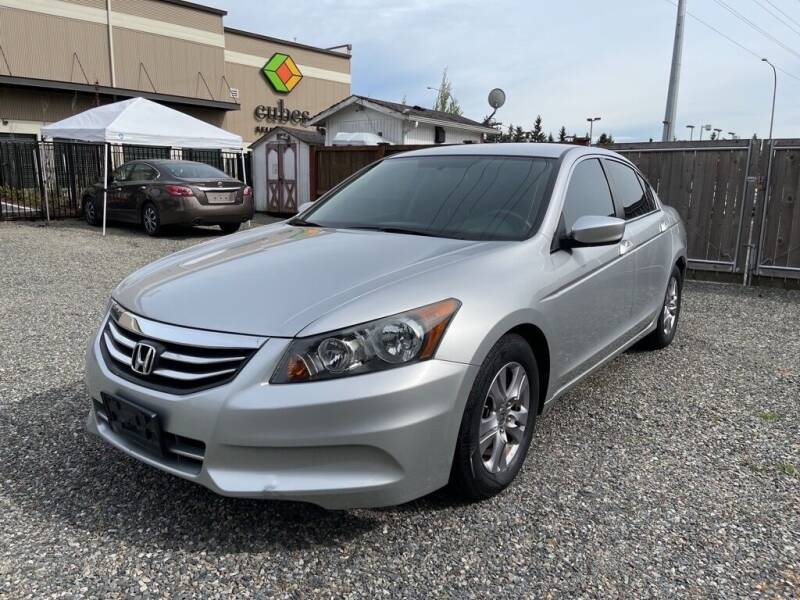 2012 Honda Accord for sale in Covington, WA
